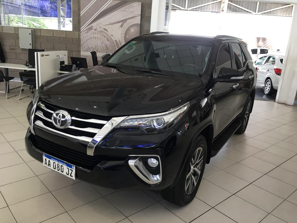 2016 Toyota SW4 SRX 2.8