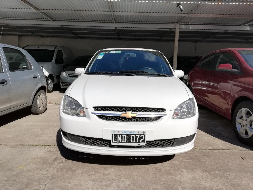 2012 Chevrolet Classic 4P LS 1.4