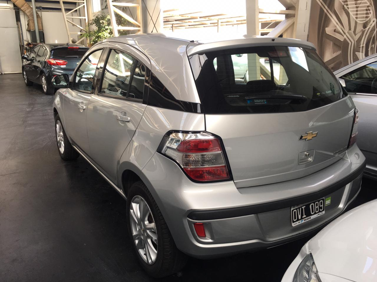 2015 Chevrolet Agile LT 1.4