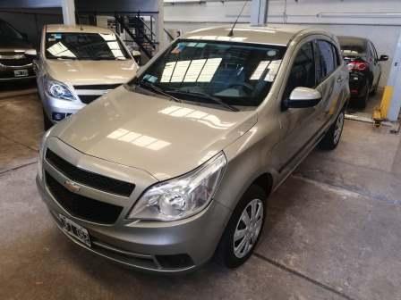2010 Chevrolet Agile KS 1.4