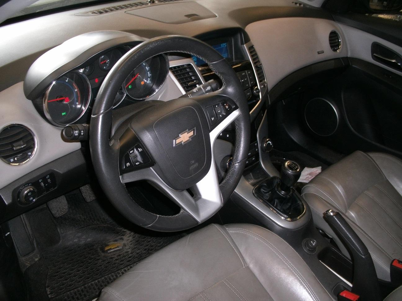 2011 Chevrolet Cruze LTZ 2.0 L