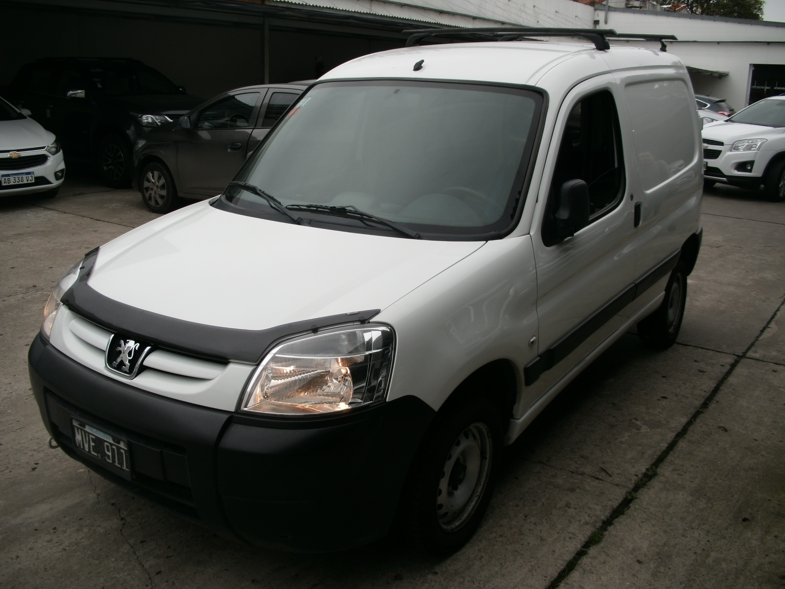 2013 Peugeot Partner Confort 1.4