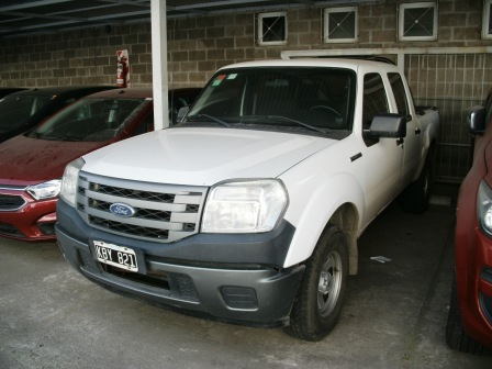 2011 Ford Ranger XL Plus 4x2 3.0