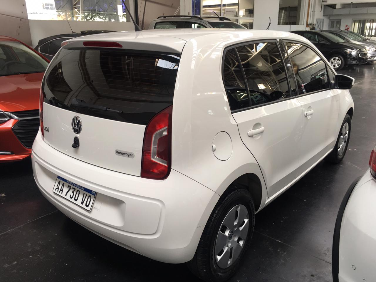 2016 Volkswagen Up Move 1.0