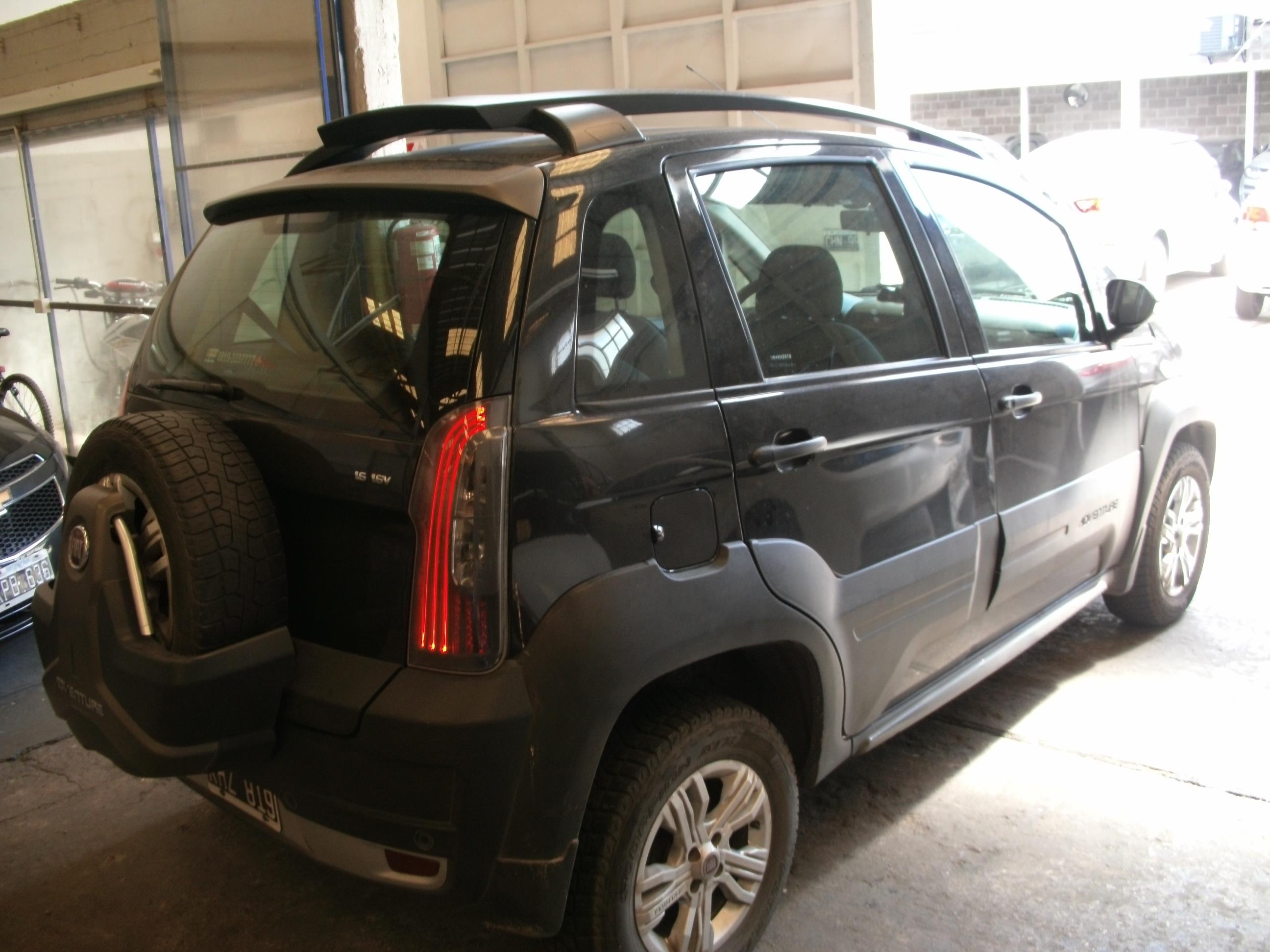 2011 fiat idea adventure 1 6l usados comar automotores