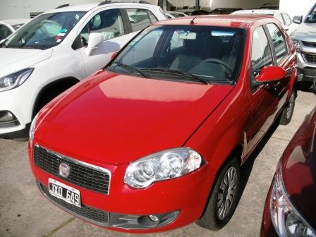 2011 Fiat Palio Attractive 5P 1.4