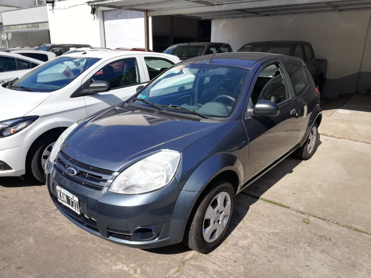2011 Ford Ka Fly Viral 1.00