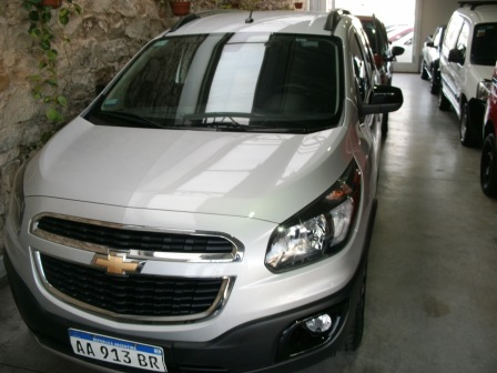 2017 Chevrolet Spin Active 1.8