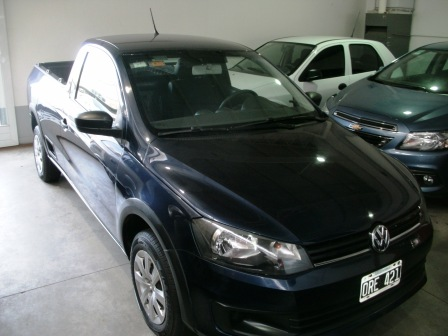 2015 Volkswagen Saveiro GP 1.6