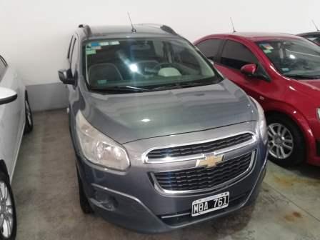 2013 Chevrolet Spin LT 1.8