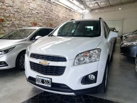 2014 Chevrolet Tracker LTZ+ 1.8
