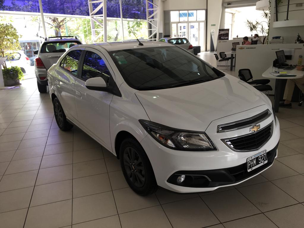 2016 Chevrolet Prisma LTZ 1.4