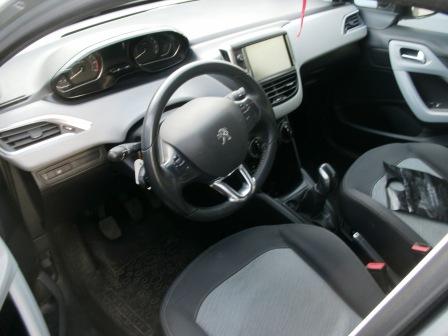 2014 Peugeot 208 Allure 1.5
