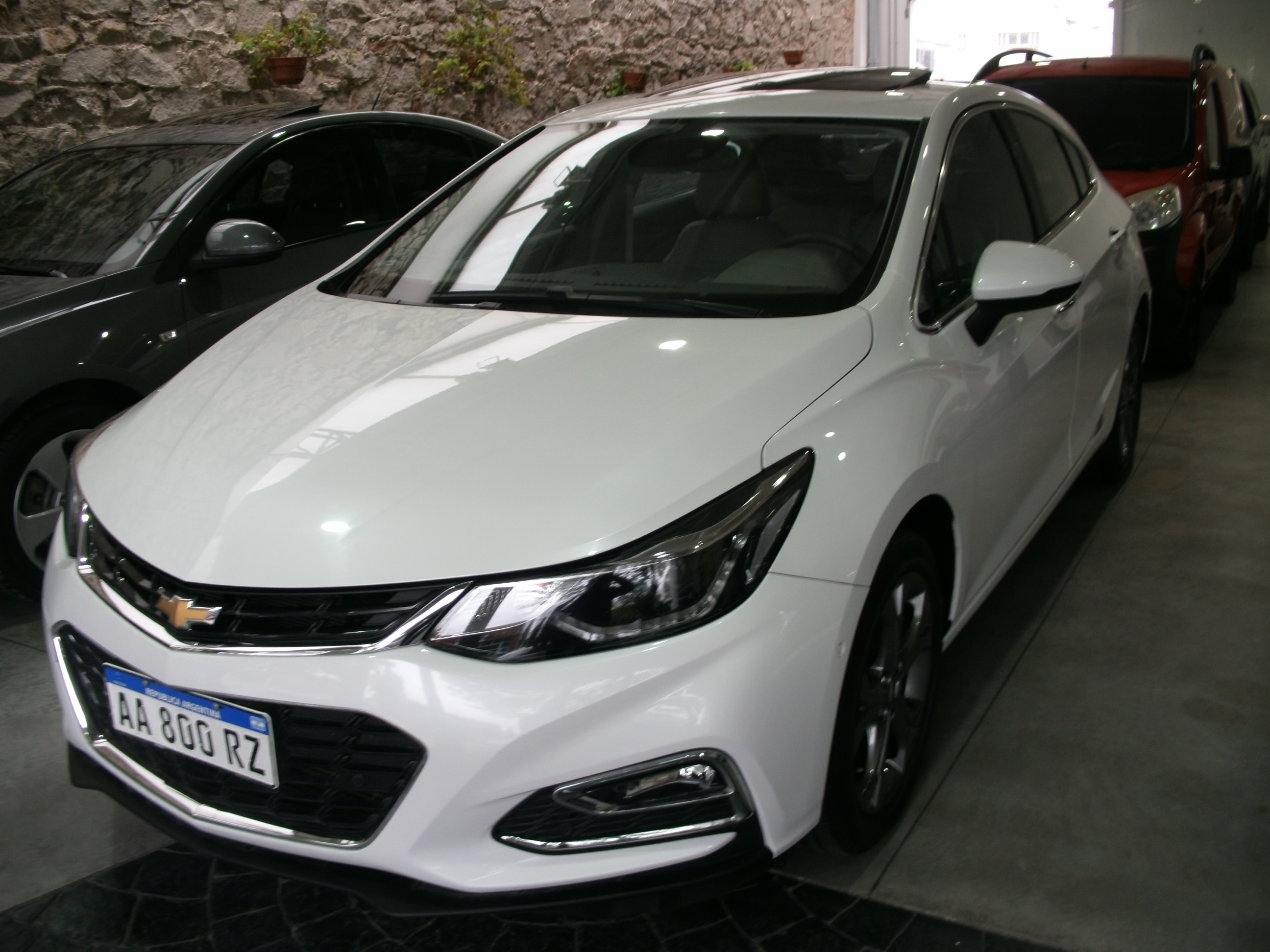 2016 Chevrolet Cruze LTZ+ 1.4