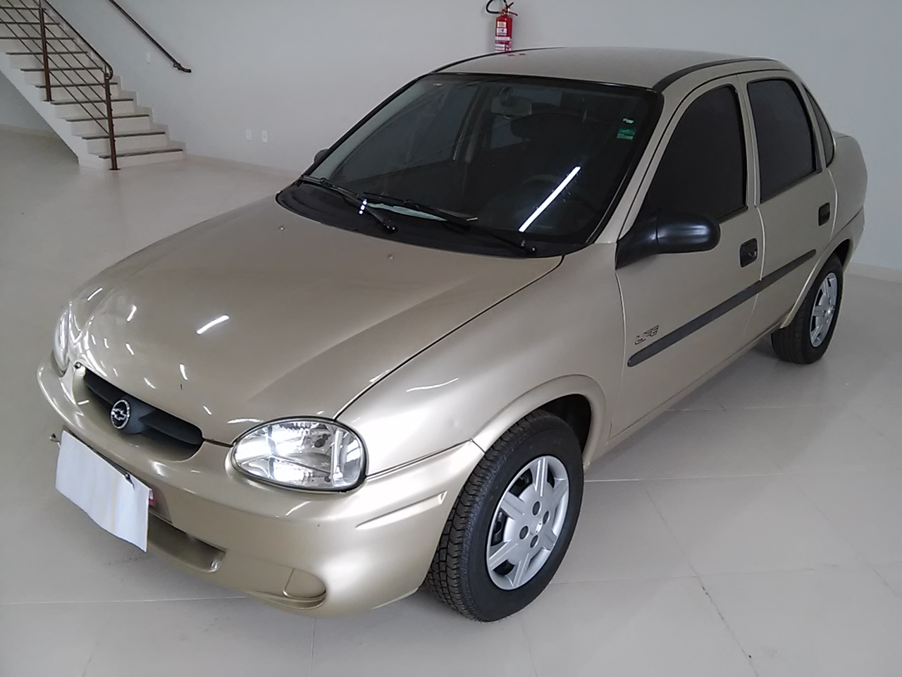 Chevrolet CLASSIC LIFE 1,0 2008