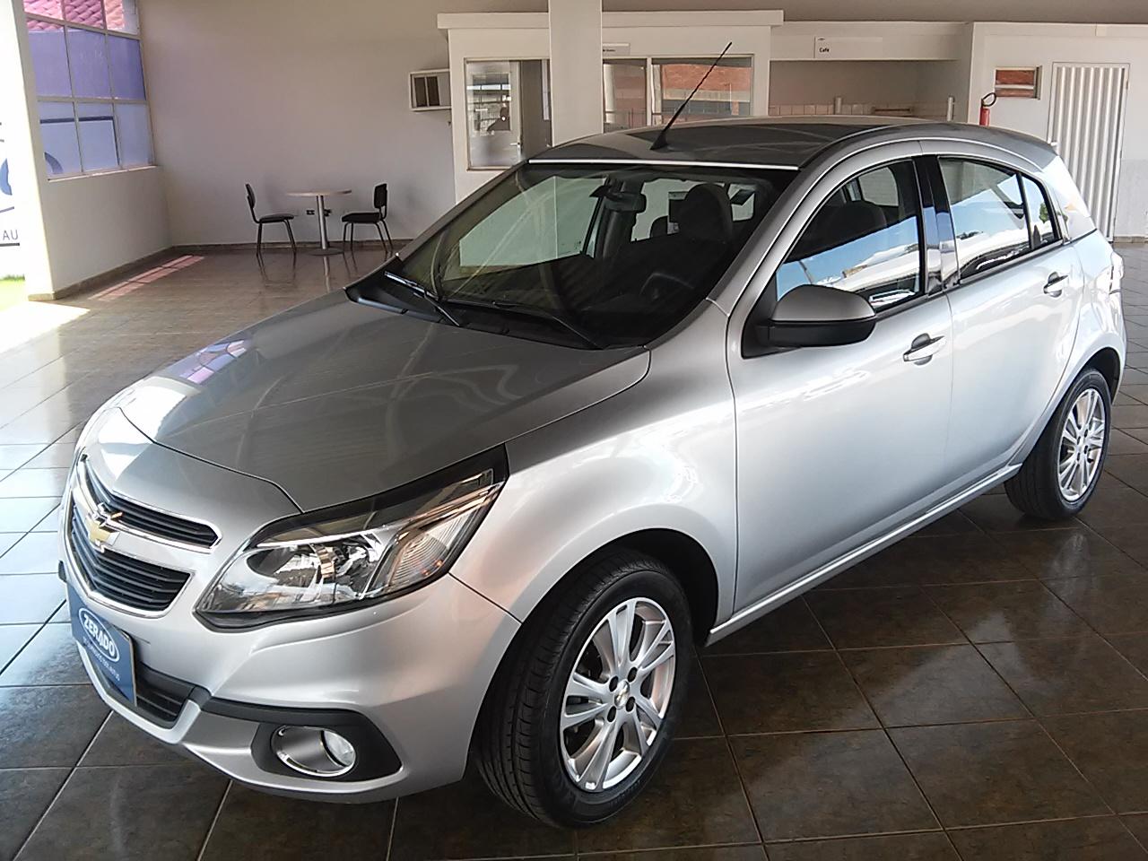 Chevrolet AGILE 1.4 MT LTZ 1,4 2014