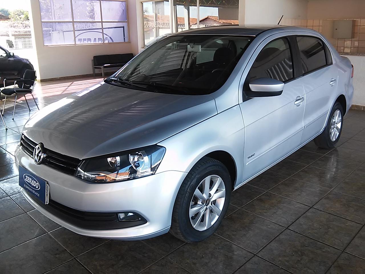 VW Voyage 1.6 city 1,6 2014