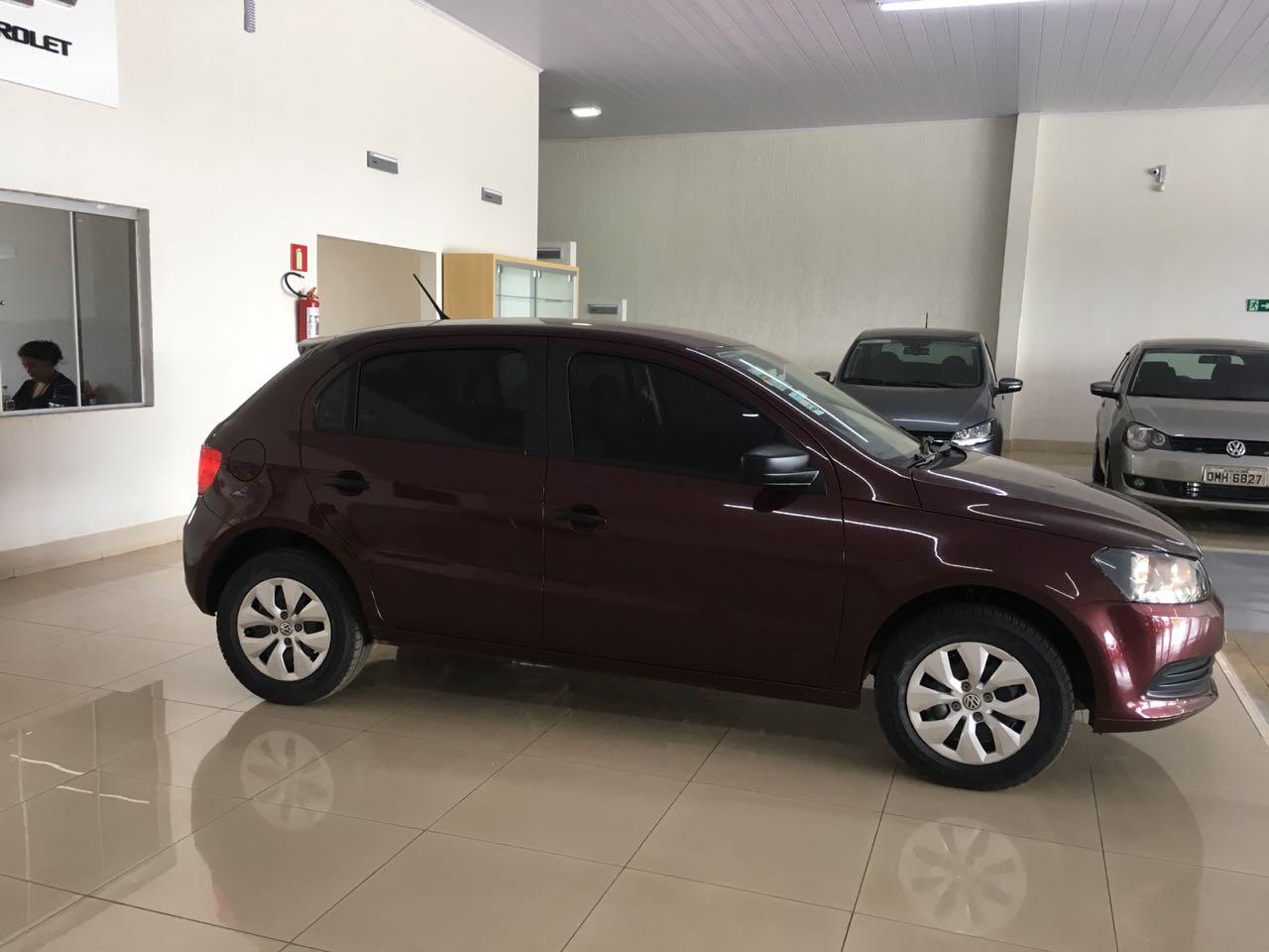 VW GOL TL 1.0 2014