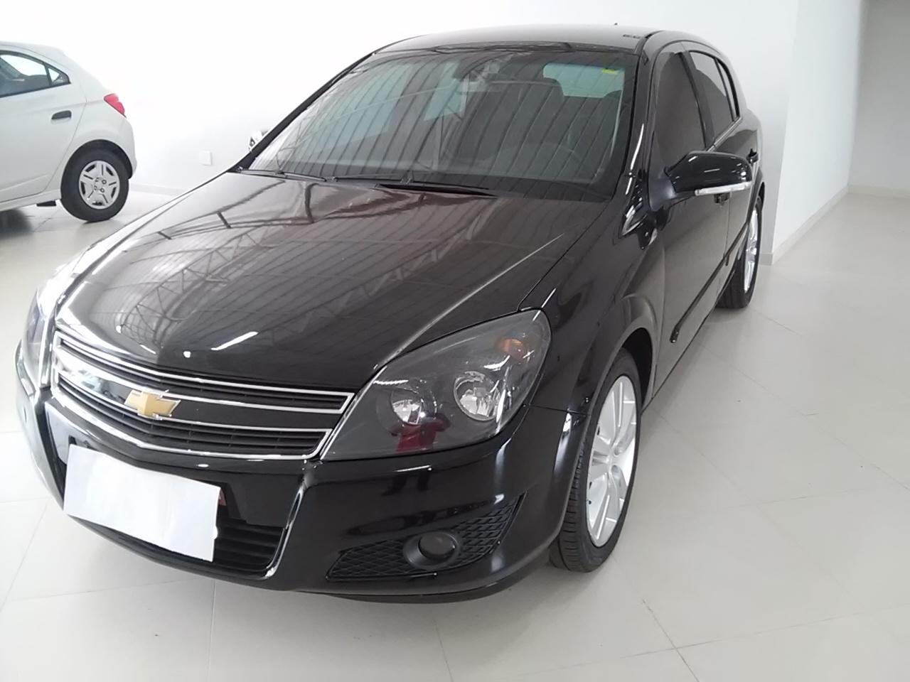 Chevrolet VECTRA HATCH 4P GT X 2,0 2010