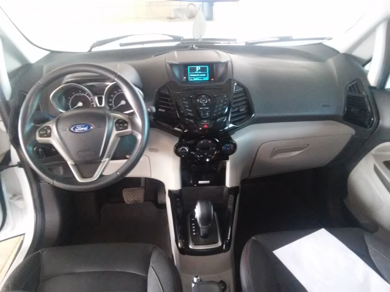ford ecosport tit at 2.0 2,0 2014