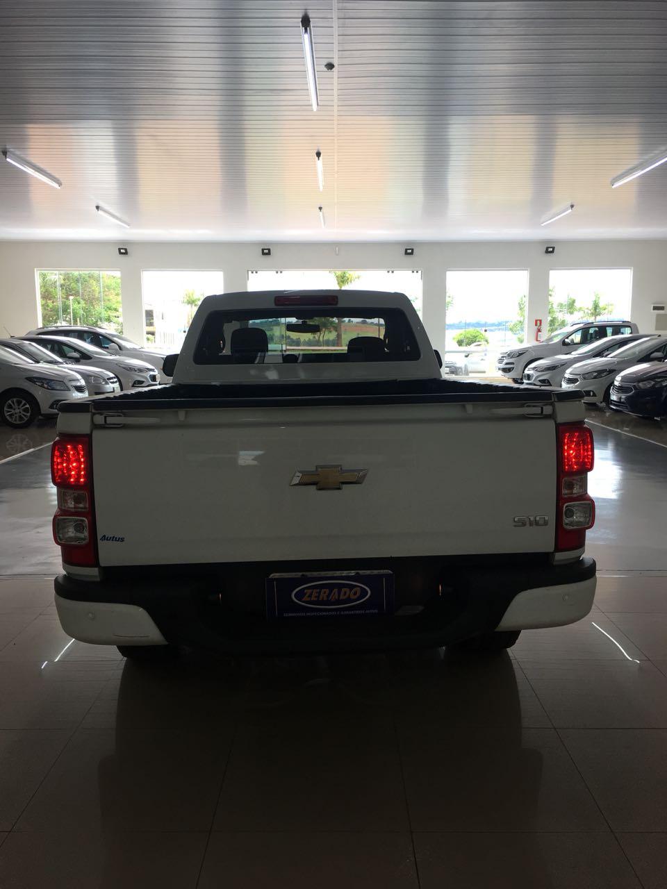 GM S10 LS FS2 2.4 2014