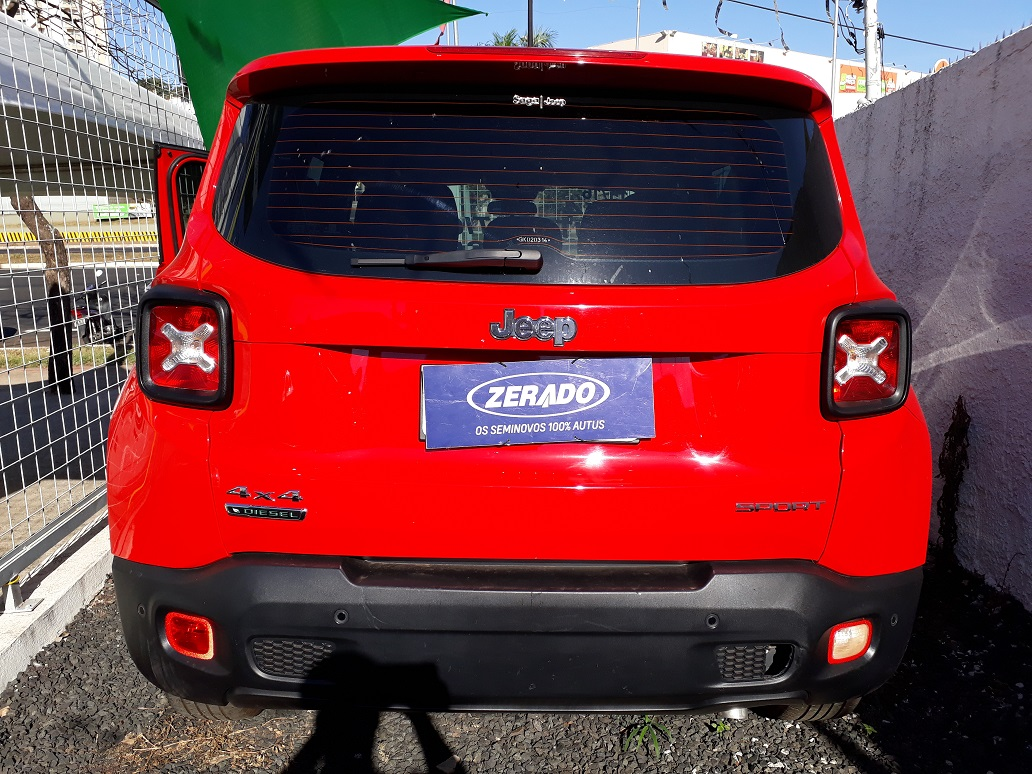 JEEP RENEGADE SPORT AT D 2.0 2015