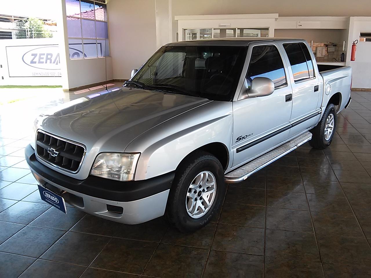Chevrolet S10 DLX 2.8 D 2,8 2004