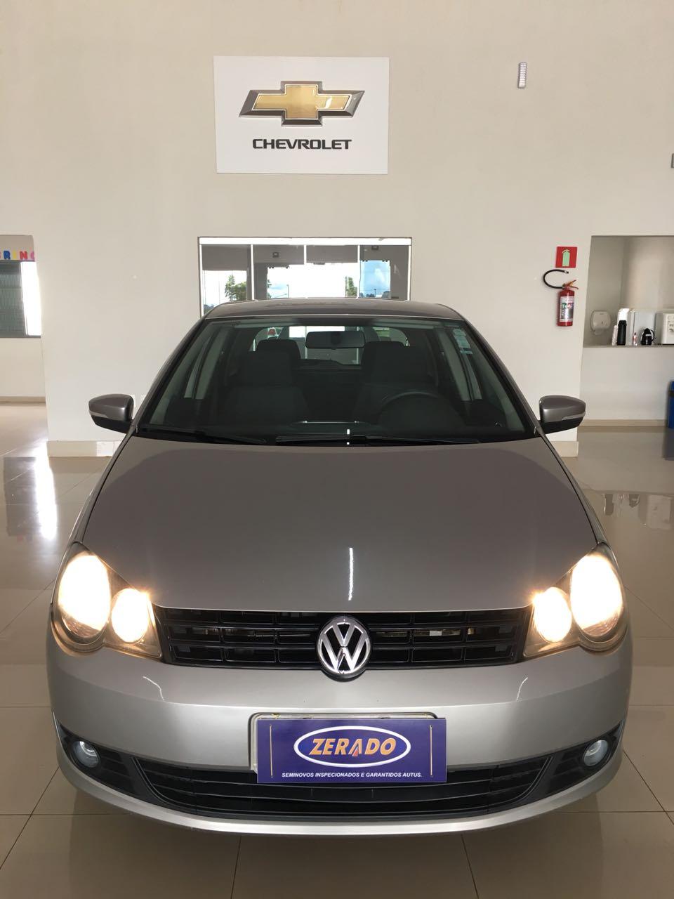 VW POLO 1.6 2012