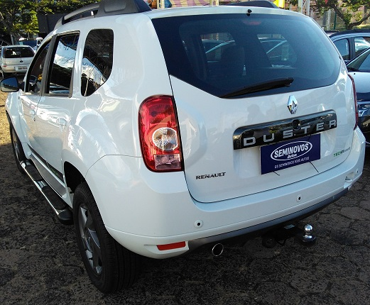 RENAULT DUSTER 20 D 4X2A 2.0 2015