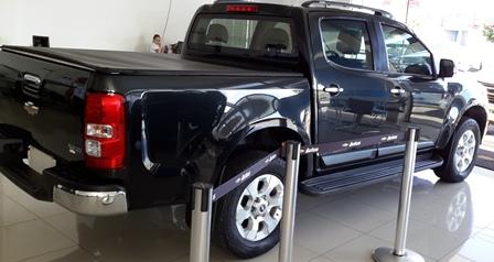 GM S10 LTZ FD2 2.4 2013