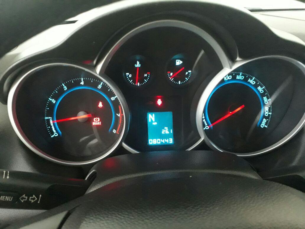 GM cruze lt nb 1,8 2012