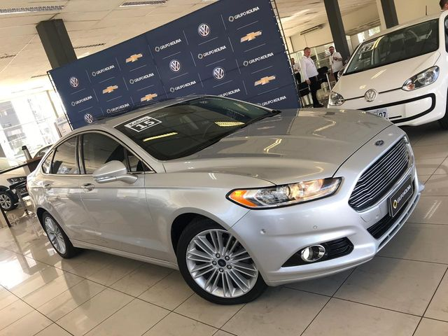 Ford Fusion Titanium 2.0 2015