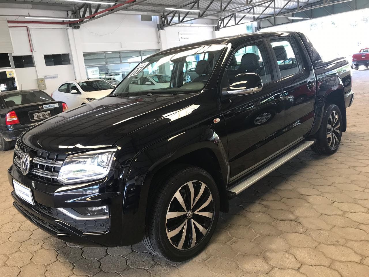 VOLKSWAGEN AMAROK HIGH 2.0 2017