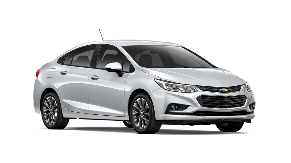 CHEVROLET CRUZE NB LT 1.4 TURBO 2019