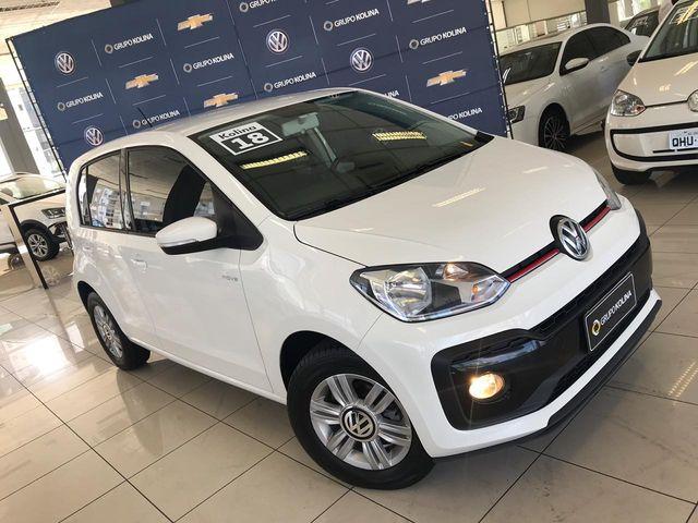 Volkswagen Up Move 1.0 TSI 2018