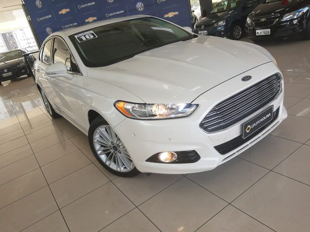 Ford Fusion Titanium 2.0 2016
