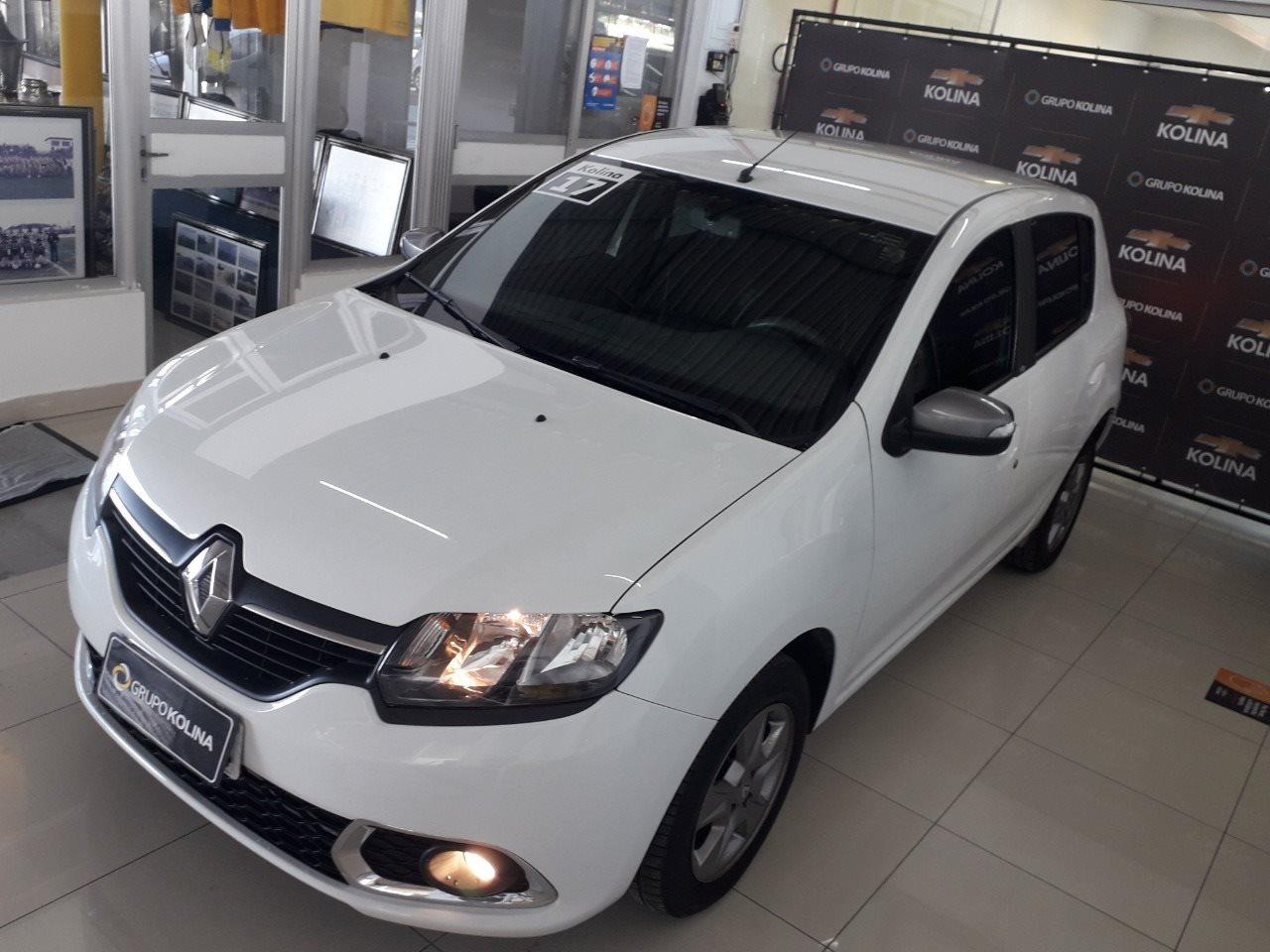 Renault Sandero Vibe 1.0 2017
