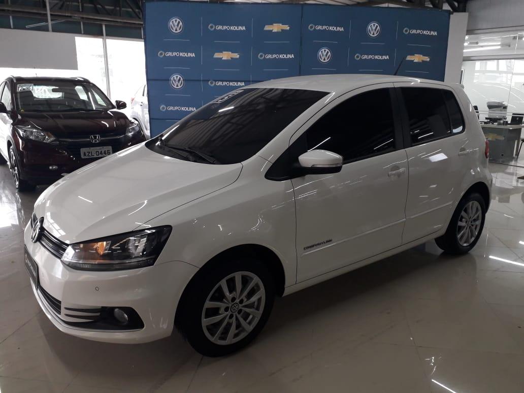 Volkswagen Fox Comfortline 1.0 2015
