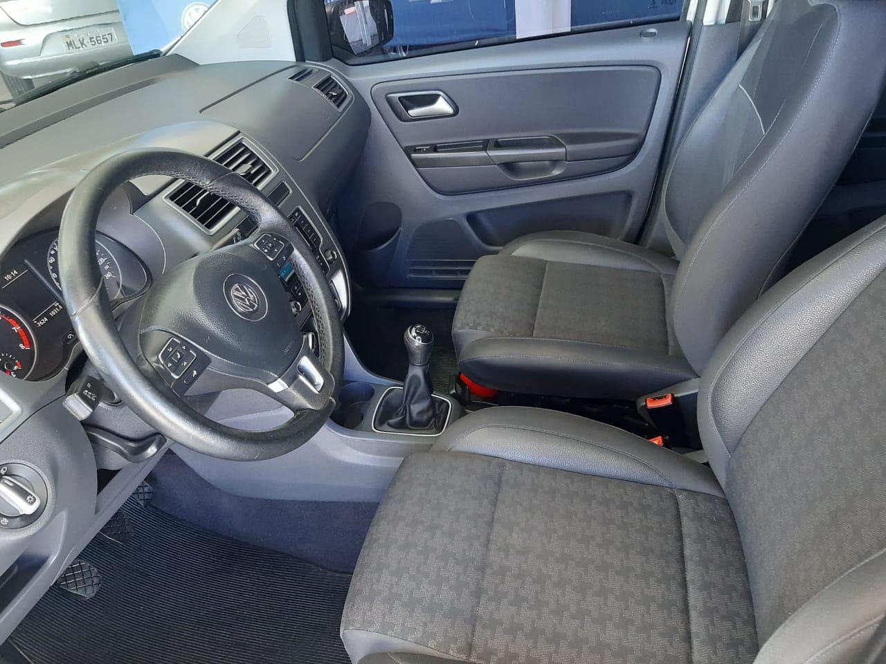 Volkswagen Fox Comfortline 1.6 2015