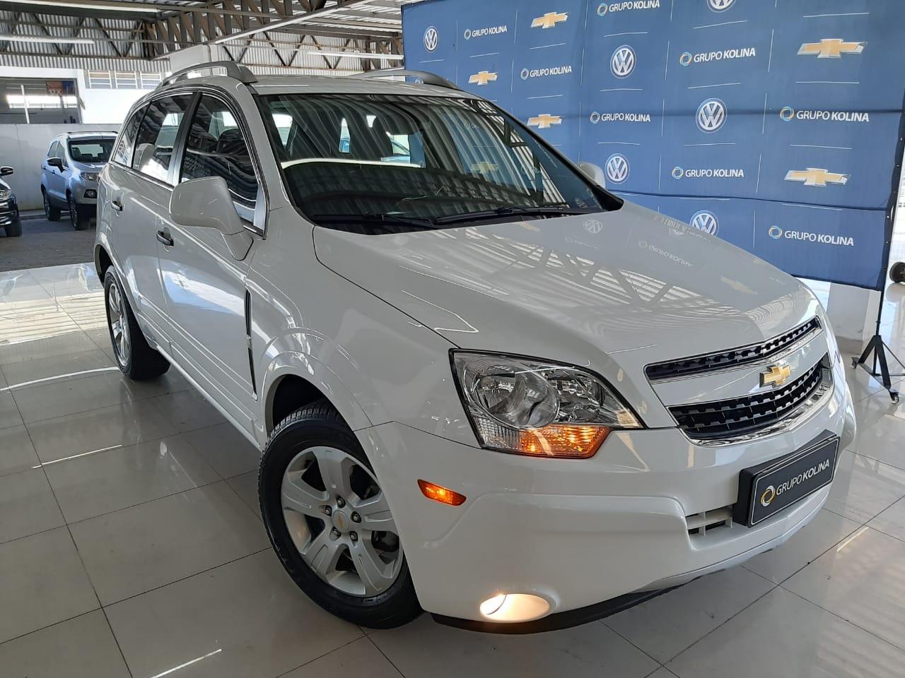 Chevrolet Captiva Sport 2.4 2014