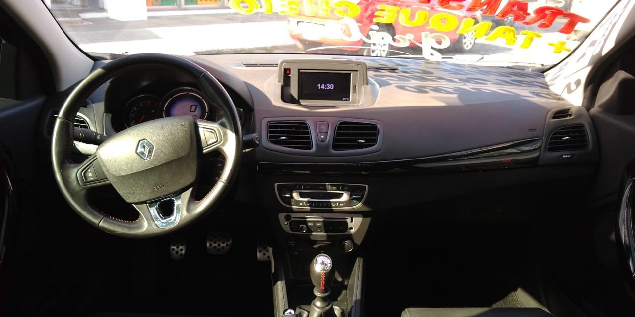 Renault Fluence GT 2.0 2014