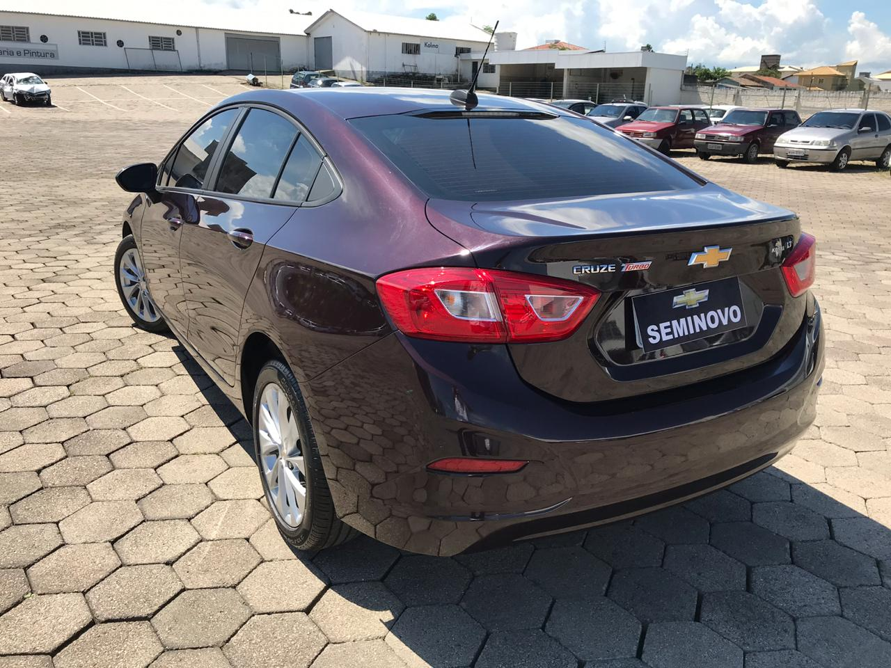 CHEVROLET CRUZE LT 1.4 TURBO 2016