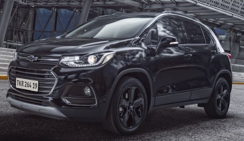 CHEVROLET TRACKER MIDINIGHT 1.4 TURBO 2019