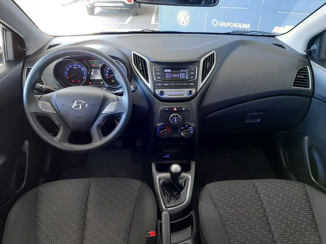 Hyundai HB20 Comfort 1.0 2018