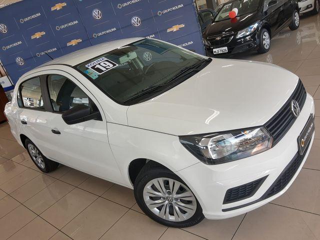 Volkswagen Voyage MPI 1.0 2019