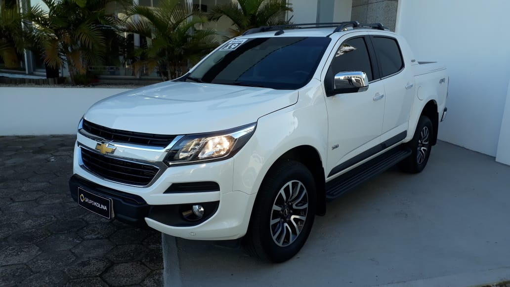 CHEVROLET S10 HIGH COUNTRY 2,8 2019