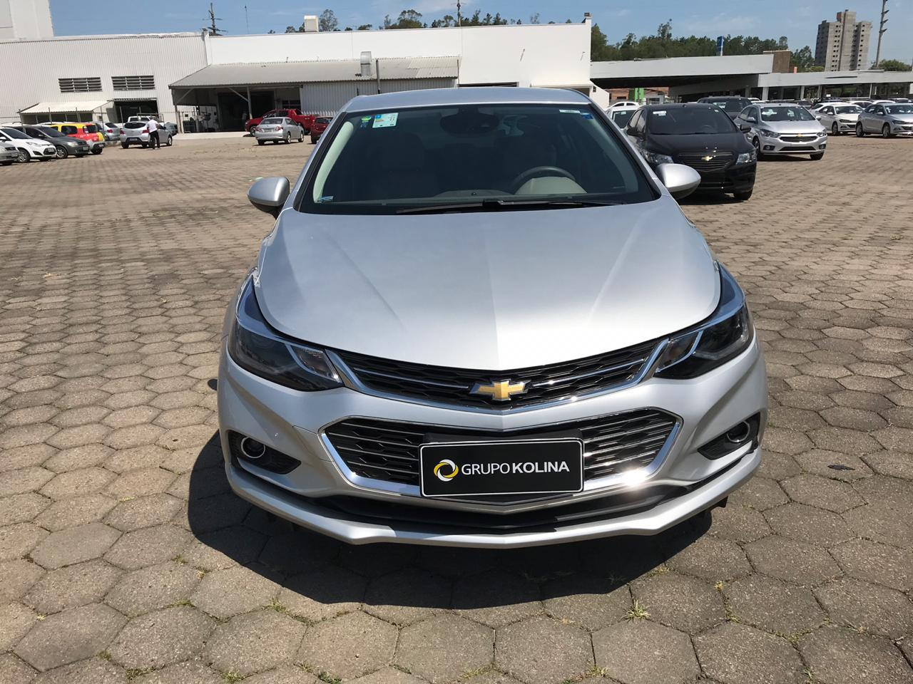 CHEVROLET CRUZE LTZ 1.4 TURBO 2018