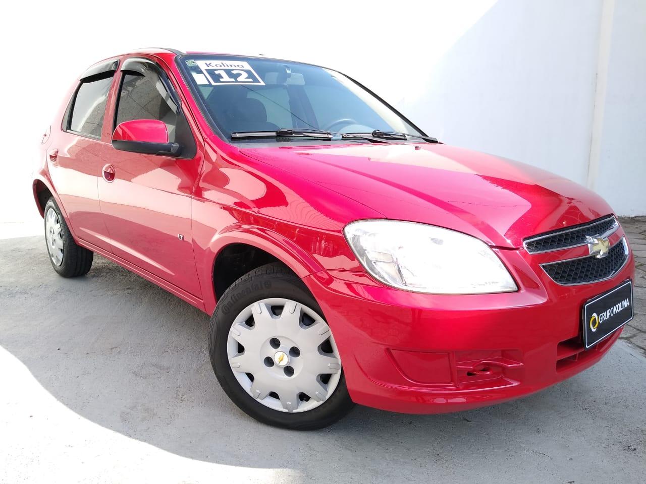 Chevrolet Prisma LT 1.4 2012