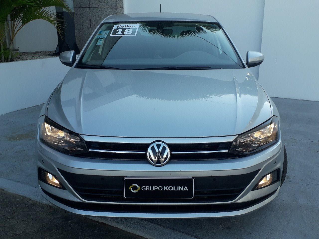 Volkswagen Virtus 200 TSI Comfortline 1.0 2018