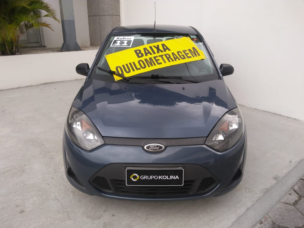 FORD FIESTA SUPERCHARGER 1.0 2014